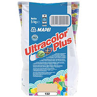 Затирка Mapei Ultracolor Plus 132 бежевая 5 кг N60307178