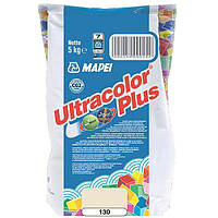 Затирка Mapei Ultracolor Plus 130 жасмин 5 кг N60307189