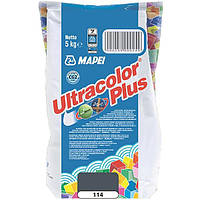 Затирка Mapei Ultracolor Plus 114 антрацит 5 кг N60307227