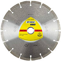 Диск алмазный Klingspor DT300U 230x22.23 мм N20503936