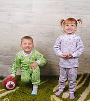 Теплая пижама (начес) разные расцветки, рисунки