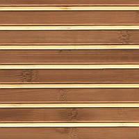 Обои бамбуковые LZ-0815 17/5 мм 2 м полосатые N50608262