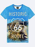 Футболка Historic route