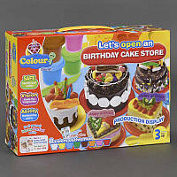 """Набор для лепки 8210  """"Мой торт ко дню рождения"""""""