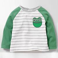 Детская кофта Frog Jumping Meters