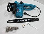 Электропила GRAND ПЦ-2100, фото 7