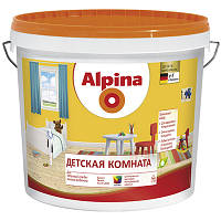 Краска Alpina Для детской комнаты B1 5 л N50101376