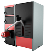 Пеллетный котел (факельная горелка) Marten 20-98 кВт