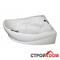 Акриловая ванна Doctor Jet Ferrara 150x150 хром, фото 1