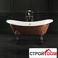 Чугунная ванна Devon&Devon Copper Effect A-COPPER EFFECT 2MRCHERIEVARFL