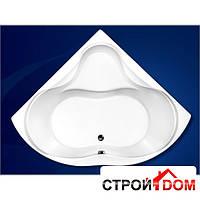 Угловая акриловая ванна Vagnerplast Iris VPBA143IRI3X-01/NO