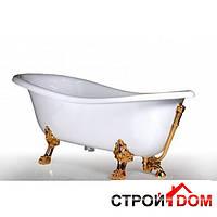 Ванна Doctor Jet Samarkanda C фурнитура золото, фото 1
