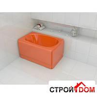 Цветная прямоугольная ванна Artel Plast Голуба