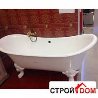 Чугунная ванна Devit Charlestone 18677142 белый
