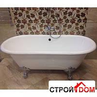Чугунная ванна Devit Charlestone 17082142 белый