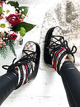 Реплика Louis Vuitton Womens Snow Boots / луноходы/ мунбутсы