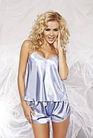 Шелковая пижама Karen Dkaren Польша, цвета в ассортименте, фото 1