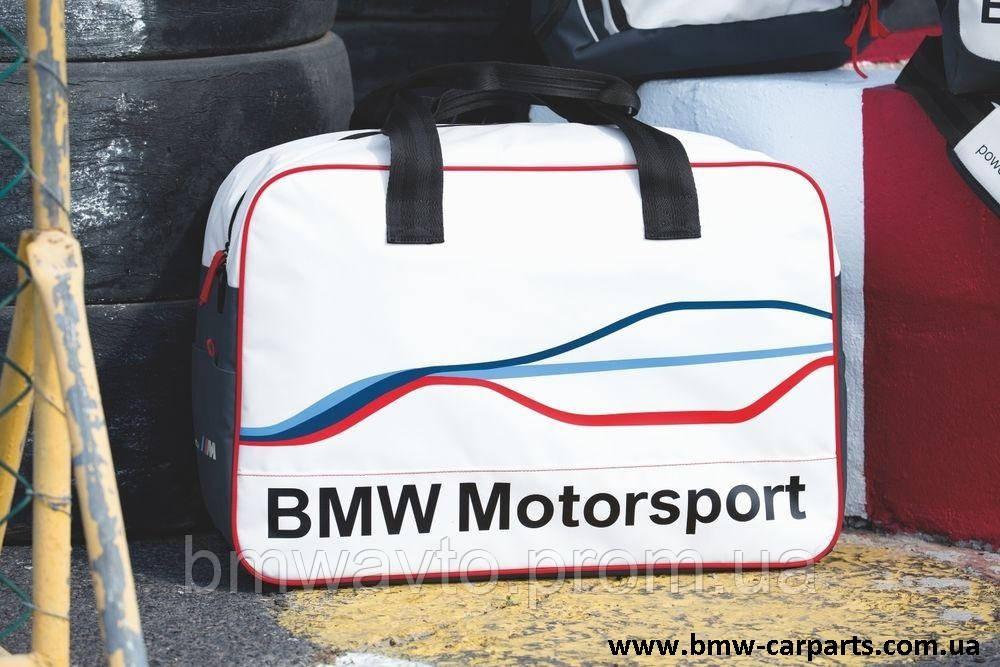 007665b0674d Спортивная сумка BMW Motorsport Sports Bag, цена 2 510 грн., купить ...