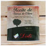 Оливковое масло Didi для  салатов и жарки