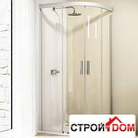 Двустворчатая раздвижная дверь Huppe Design elegance 8E3037