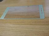 Стекло защитное Xiaomi Redmi 4x полное покрытие цветное, фото 6