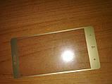 Стекло защитное Xiaomi Redmi 4x полное покрытие цветное, фото 3