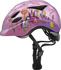 Велошлем  детский ABUS ANUKY Princess (S)