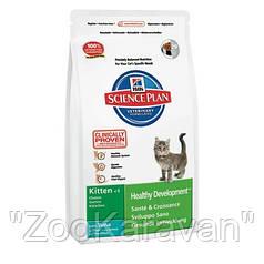 Hills SP Kitten Healthy Development. Тунец 1,5 кг