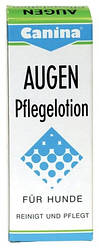 Лосьйон для догляду за очима CANINA Augen Pflegelotion 100 мл (Арт. - 140008)