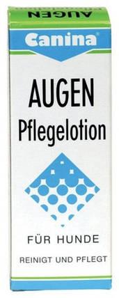 Лосьон для ухода за глазами CANINA Augen Pflegelotion 100 мл (Арт. - 140008), фото 2