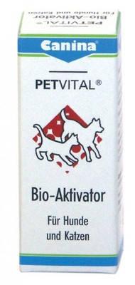 Витаминная добавка для собак и кошек Canina Petvital Bio-Aktivator 20мл 20 мл (Арт. - 712007, фото 2