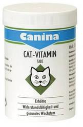 Витаминная добавка для кошек Canina Cat Vitamin 250 т (Арт. - 210329)