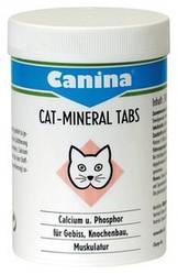 Минеральная поливитаминная добавка для кошек Canina Cat Mineral Tabs 150 т (Арт. - 220922)