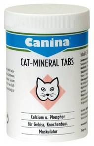 Минеральная поливитаминная добавка для кошек Canina Cat Mineral Tabs 150 т (Арт. - 220922), фото 2