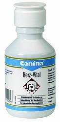 Жидкие витамины для собак при заболеваниях сердца Canina Herz-Vital 250 мл (Арт - 112050)