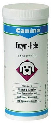 Дрожжевые таблетки с энзимами и ферментами для собак Canina Enzym Hefe 3100 т (Арт. - 130023), фото 2