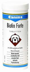 Интенсивный курс для шерсти собак Canina Biotin Forte (Пудра,Таблетки) 30 т (Арт. - 101092)