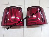 Задние фонари в стиле Glohh RED на Range Rover Sport 2009-2013