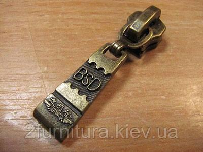Бегунки на металл №5 10шт 5868