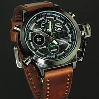 Кварцевые электронные часы AMST