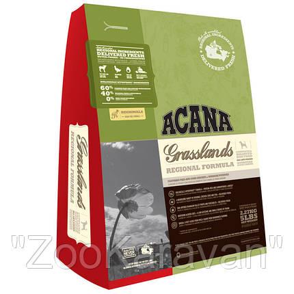 Сухой корм для собак ACANA GRASSLANDS DOG 11.4 кг, фото 2