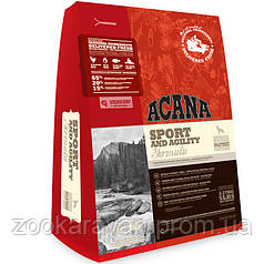 Сухой корм для активных собак ACANA SPORT & AGILITY 17 кг