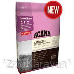 Корм для собак ACANA GRASS-FED LAMB 6 кг