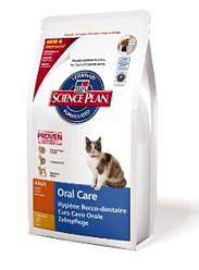 Hills SP Feline Adult Oral Care 7 кг