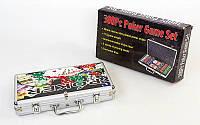 Набор для покера POLER IN ALUMINIUM 300
