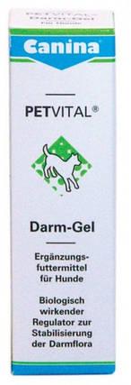 Жидкие витамины при нарушении пищеварения CANINA Petvital Darm-Gel 30 мл (Арт. - 712304 AD), фото 2