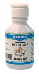 Жидкие витамины для кошек и собак Canina Petvital Energy формула энергии 100 мл (Арт. - 712106)