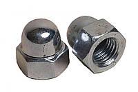 Колпачковые гайки М12 ГОСТ 11860-85 сталь А2, А4, фото 1