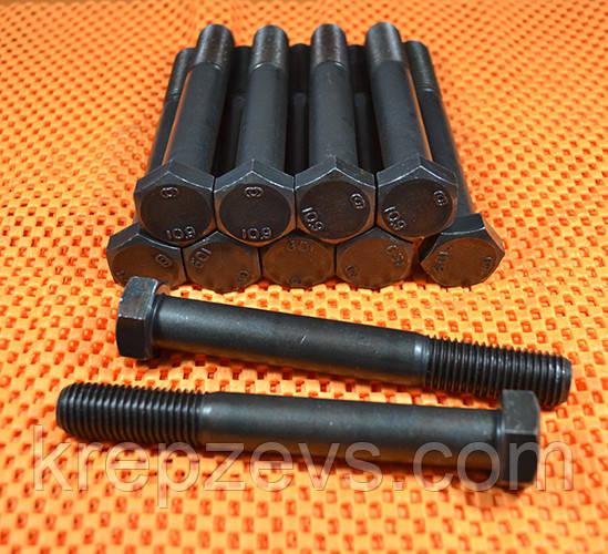 Болт М100 ГОСТ 10602-94 с классом прочности 10.9