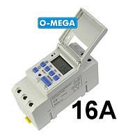 Таймер для инкубатора недельный TP8A16 программируемый многофункциональный, фото 1